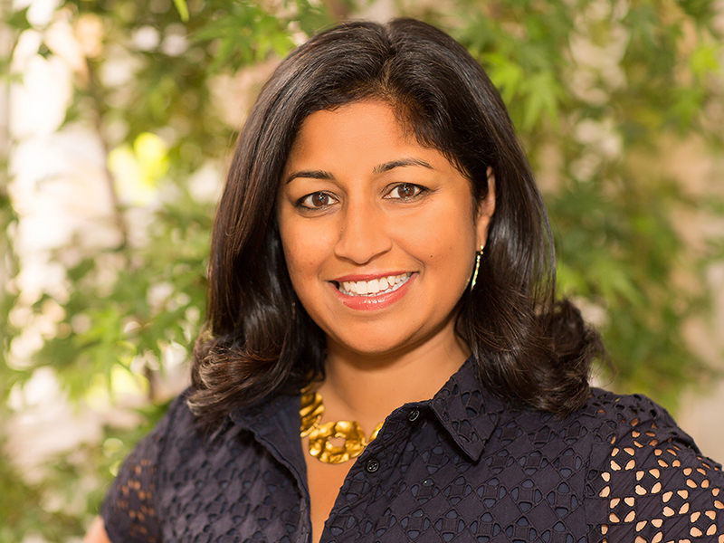 Welcoming our new president, Rini Banerjee